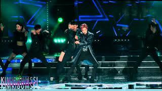 [4K] 180512 Dream Concert 2018 _ SHINee TAEMIN _ MOVE + DANGER