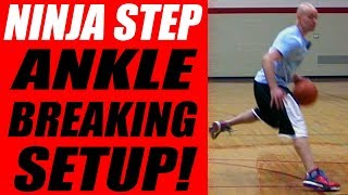 getlinkyoutube.com-ANKLE BREAKER MOVES: Ninja Step + Variations - Basketball Moves | Snake