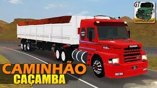 getlinkyoutube.com-Grand Truck Simulator - Caminhão Caçamba e SKIN 113H