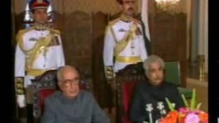 getlinkyoutube.com-GHULAM MUSTAFA KHAN JATOI TAKES OATH AS PRIME MINISTER OF PAKISTAN,(PART1).
