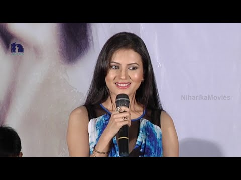 Heroine Telugu Movie First Look Launch - Raghu Babu, Thagubothu Ramesh, Bharat Parepalli