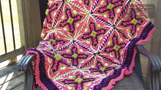 getlinkyoutube.com-How to Crochet an Afghan: Mystery Afghan