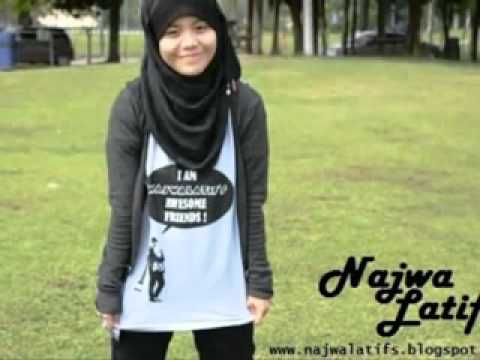 Najwa Latif - I Love You [Studio Version].wmv