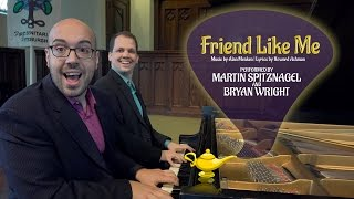 "getlinkyoutube.com-Disney's ALADDIN | ""Friend Like Me"" 