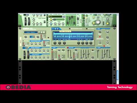 How to resample in Propellerheads Reason 5