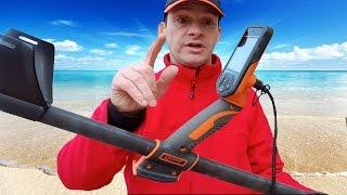 getlinkyoutube.com-Deteknix Quest Pro Beach Review