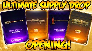 getlinkyoutube.com-NEW FAMAS WEAPON, MELEE WEAPONS, & ROCKET GUN - BLACK OPS 3 SUPPLY DROP OPENING (BO3 Cryptokey)