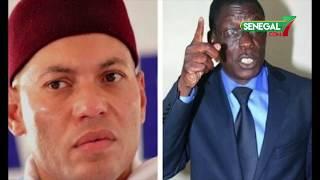Audio – affaire Karim – Farba Senghor achève le candidat du PDS : « C'est fini pour Karim… »