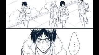 getlinkyoutube.com-Eren x Levi | Comics