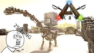 ARK EP. 26 - SOLUCIONAMOS EL PROBLEMA DE LAG DEL SERVIDOR!