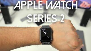 getlinkyoutube.com-Apple Watch Series 2 Review & Comparison (Space Black Stainless Steel)