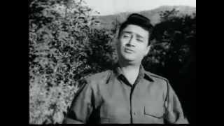 Main Zindagi Ka Saath - Dev Anand - Hum Dono - Evergreen Bollywood Hit Songs - Jaidev