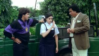 Gair Kaanooni - Kader Khan - Govinda - Sridevi - Laxmi Foxes The Dalals - Hindi Comedy Scenes