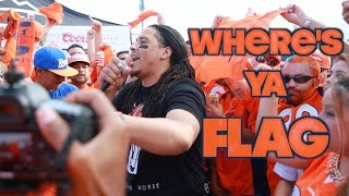TheMadFanatic - Where's Ya Flag? (Bronco Gang Anthem)