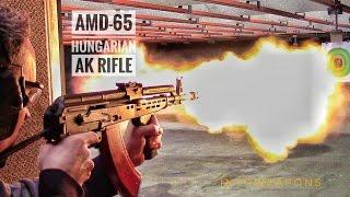 getlinkyoutube.com-FEG AMD-65 AK - At the Range!