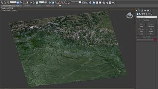 getlinkyoutube.com-UPDATE: Creating a Highly Detailed 3D Terrain in 3Ds Max with Google Earth