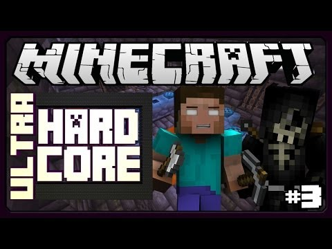 Minecraft: ULTRA HARDCORE (UHC Part 3)