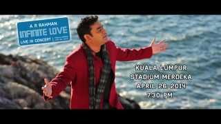 A.R. Rahman Infinite Live - Live in Kuala Lumpur (T+H)