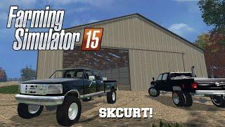 getlinkyoutube.com-Farming Simulator 2015: Mod Spotlight #64: SKCURT!