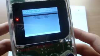 getlinkyoutube.com-GameBoyPi - Raspberry Pi in GameBoy DMG-01