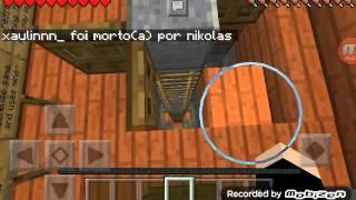 getlinkyoutube.com-Minecraft pe esconde-esconde (tem um ladrão)