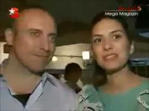 Halit Ergenc ve Berguzar Korel Mega Magazine 30 April 2009