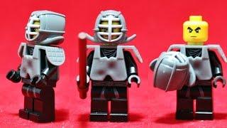 getlinkyoutube.com-레고 닌자고 켄도 콜 검도복장 미니피규어와 닌자고 만화책 lego ninjago 9551 kendo cole