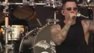 getlinkyoutube.com-Avenged Sevenfold - Buried Alive (Live at Pinkpop 2014) HD
