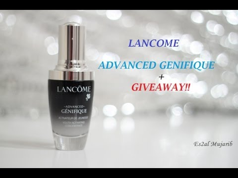      !! LANCOME GIVEAWYA! 