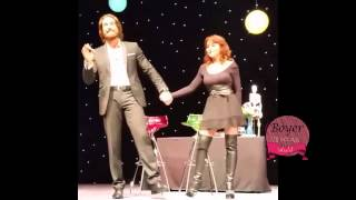 getlinkyoutube.com-Angelique Boyer y Sebastian Rulli Escena Final #LHSDMLMSDV - Monterrey