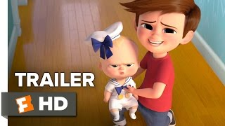 getlinkyoutube.com-The Boss Baby Official Trailer 1 (2017) - Alec Baldwin Movie