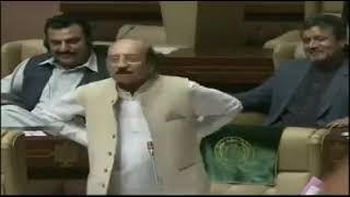 Sain Qaim Ali Shah New Funny Speech   2018   MNM Sindhi