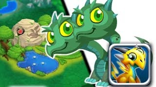getlinkyoutube.com-How to breed Hydra Dragon 100% Real! Dragon City Mobile!