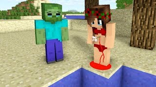 getlinkyoutube.com-Zombie Life - Minecraft Animation