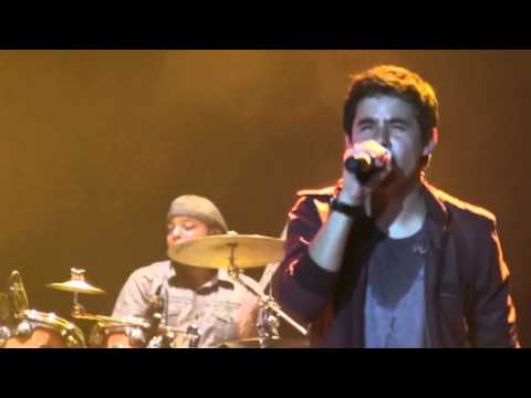 David Archuleta - My Hands (Live in Manila 2011)