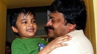getlinkyoutube.com-Pawan Kalyan Son Akira Nandan's Rarest Gallery With Mega Heros