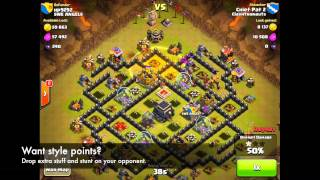 getlinkyoutube.com-Clash of Clans - Ultimate Hog Rider Attack Strategy Guide