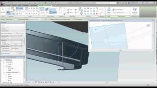 getlinkyoutube.com-Revit Spline Sweep on 3D Path