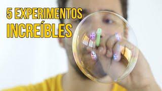 getlinkyoutube.com-5 EXPERIMENTOS CON AGUA PARA NIÑOS (Recopilación)
