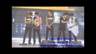 getlinkyoutube.com-120912 [Fanmade] YeSung funny cute moment~