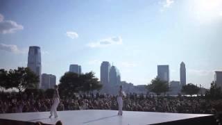"getlinkyoutube.com-Lucinda Childs - Solo from ""DANCE"""