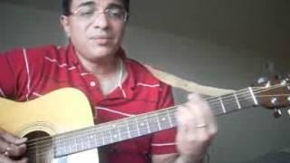 getlinkyoutube.com-Kaadhalin Deepam Onru Illayaraja Tamil Song Guitar Chord Lesson by Suresh