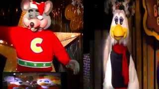 getlinkyoutube.com-Chuck E Cheese's Holiday 2014 Show Part 2/3