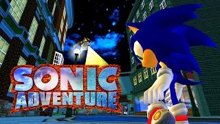 getlinkyoutube.com-Sonic Adventure DX Dreamcast Conversion Mods - Sonic Story 4K HD