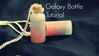 getlinkyoutube.com-Galaxy Bottle Tutorial