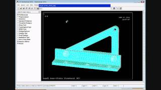 getlinkyoutube.com-ANSYS 12.1 Tutorial - Mechanical APDL inside Workbench