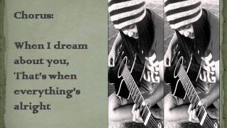 When i dream about you - gracenote (aykar/pitchy)