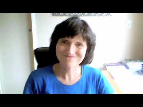Barbara Goldsmith - Part 2 - Neptune, Mercury Retrograde