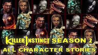 getlinkyoutube.com-Killer Instinct - All Character Stories/Endings - Season 2
