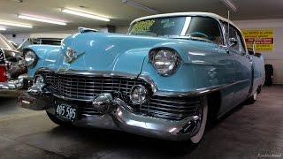 getlinkyoutube.com-1954 Cadillac Eldorado Convertible